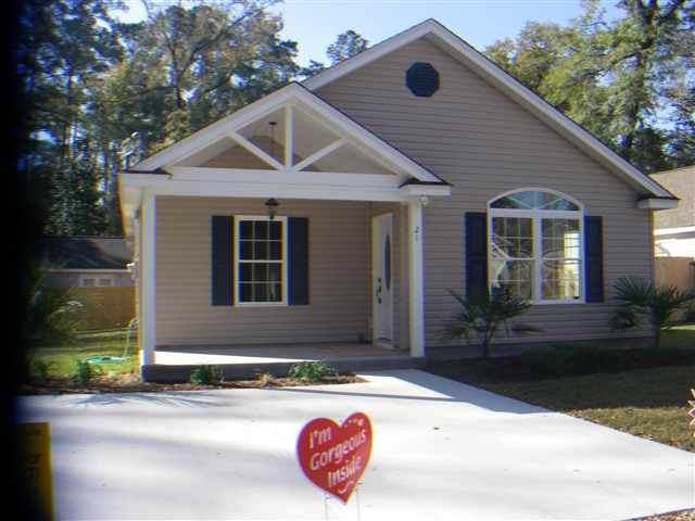 21 Shawnee, Crawfordville, FL 32327 (MLS #313959) :: Best Move Home Sales