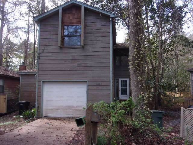 1673 Silverwood Dr, Tallahassee, FL 32301 (MLS #314501) :: Best Move Home Sales