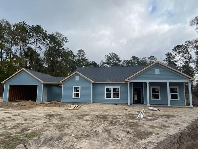 184 Scenic Stream, Crawfordville, FL 32327 (MLS #314548) :: Best Move Home Sales
