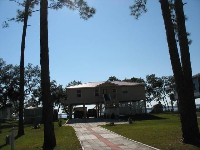 315 Mashes Sands Road, Ochlockonee Bay, FL 32346 (MLS #316709) :: Team Goldband