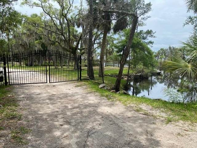 150 Stuart Cove Road, Crawfordville, FL 32327 (MLS #332143) :: Danielle Andrews Real Estate