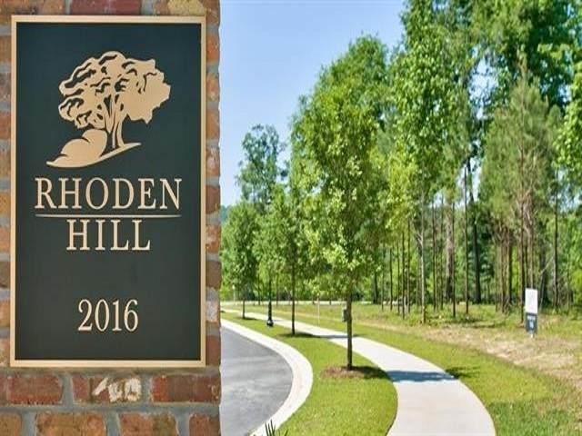Lot 12 Rhoden Hill Way, Tallahassee, FL 32312 (MLS #333458) :: Team Goldband