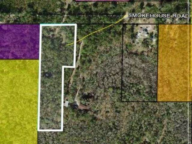 70 Smokehouse Road, Crawfordville, FL 32327 (MLS #333831) :: Danielle Andrews Real Estate