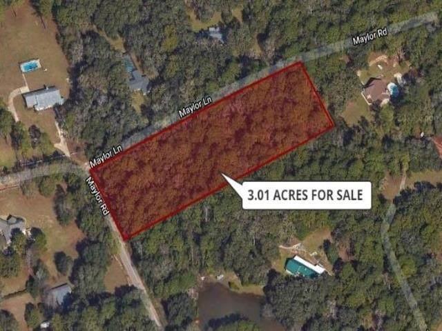 XX Maylor Road, Tallahassee, FL 32308 (MLS #338333) :: Danielle Andrews Real Estate