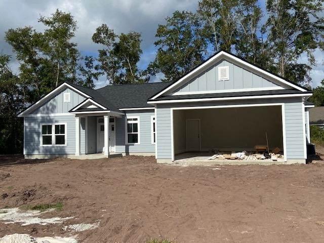 32 Saralan Garden Drive, Crawfordville, FL 32327 (MLS #338676) :: Danielle Andrews Real Estate