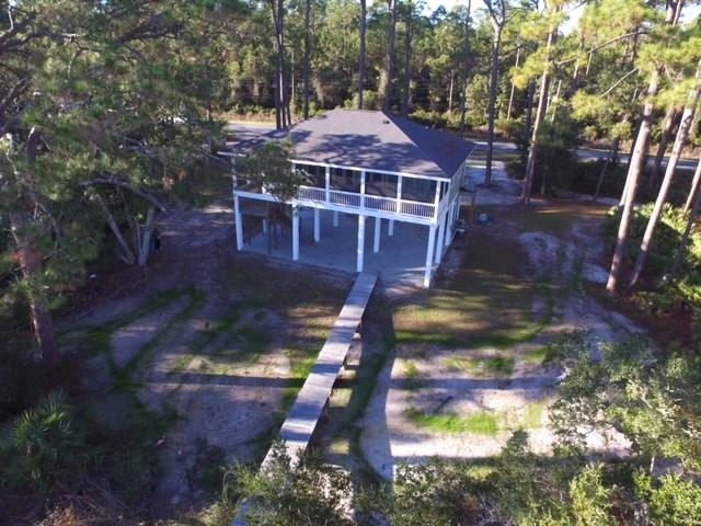 2698 Hwy 98 E, Carrabelle, FL 32322 (MLS #288144) :: Best Move Home Sales