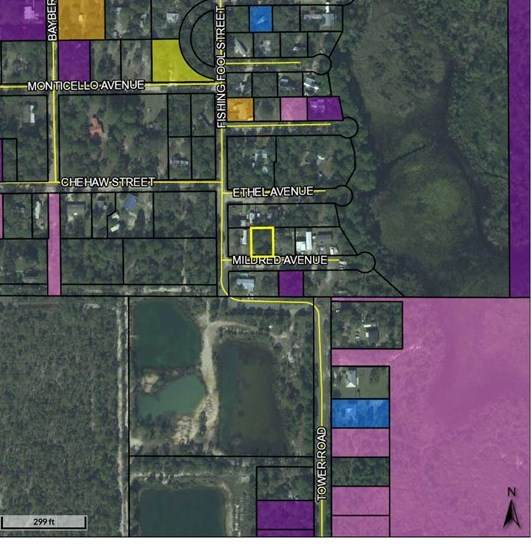 Xx Mildred Avenue, Panacea, FL 32346 (MLS #319533) :: Danielle Andrews Real Estate