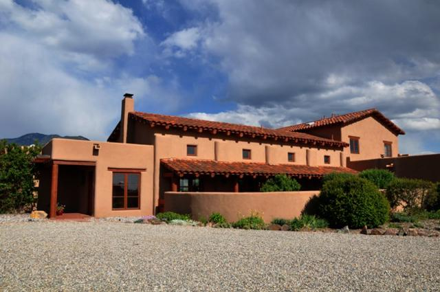 24 Sol Grande North, Arroyo Seco, NM 87514 (MLS #100115) :: Page Sullivan Group | Coldwell Banker Lota Realty