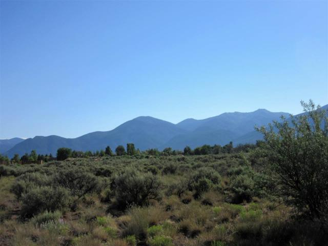 lot 9 Comanche Rd, Taos, NM 97529 (MLS #100197) :: Angel Fire Real Estate & Land Co.