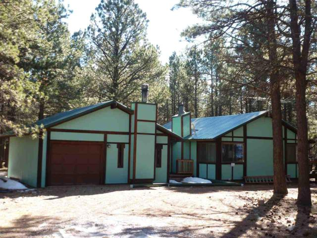 52 Knollwood Way, Angel Fire, NM 87710 (MLS #100286) :: Page Sullivan Group | Coldwell Banker Lota Realty