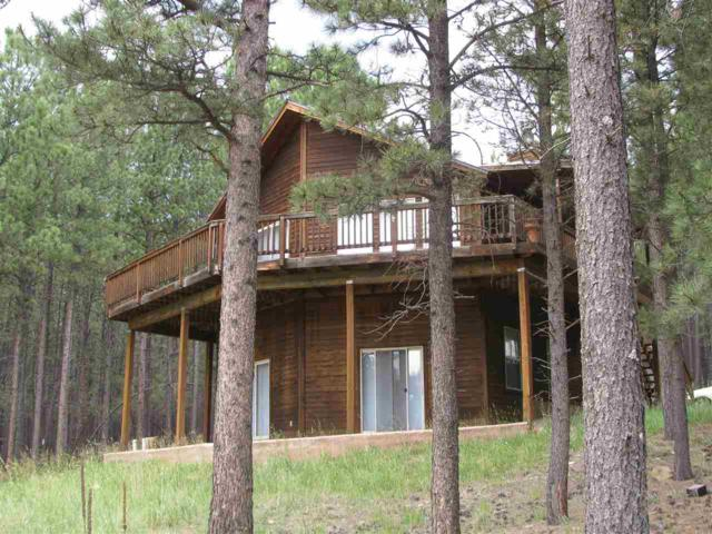 78A West Ridge Road, Angel Fire, NM 87710 (MLS #100302) :: The Power of Teamwork Group
