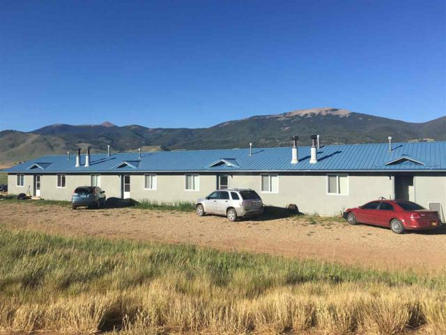 675 West Therma, Eagle Nest, NM 87718 (MLS #100315) :: The Power of Teamwork Group