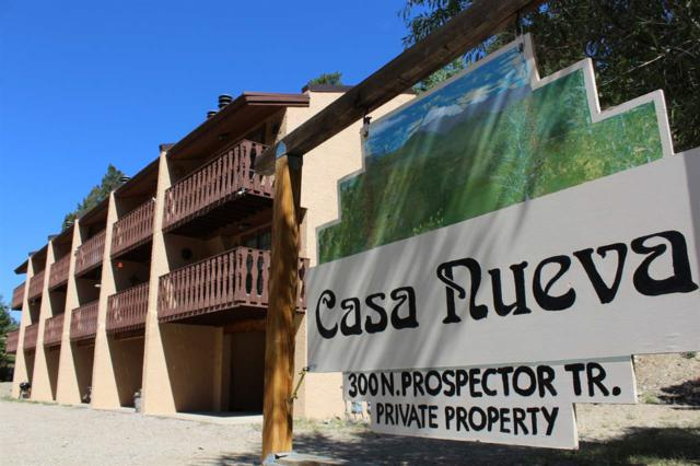 300 N Prospector, Red River, NM 87558 (MLS #100322) :: The Power of Teamwork Group