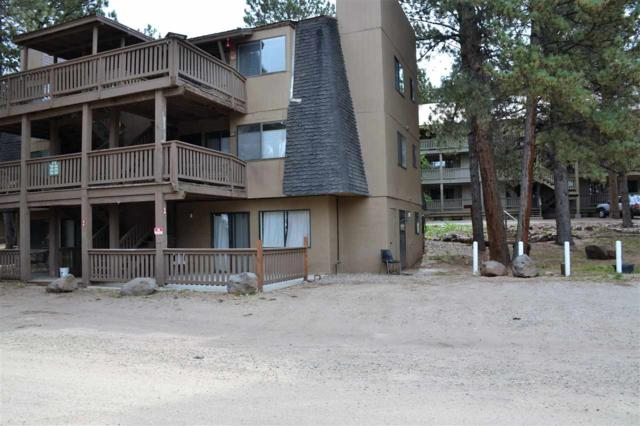 64 Mammoth Mountain Road, Angel Fire, NM 87710 (MLS #100338) :: The Power of Teamwork Group