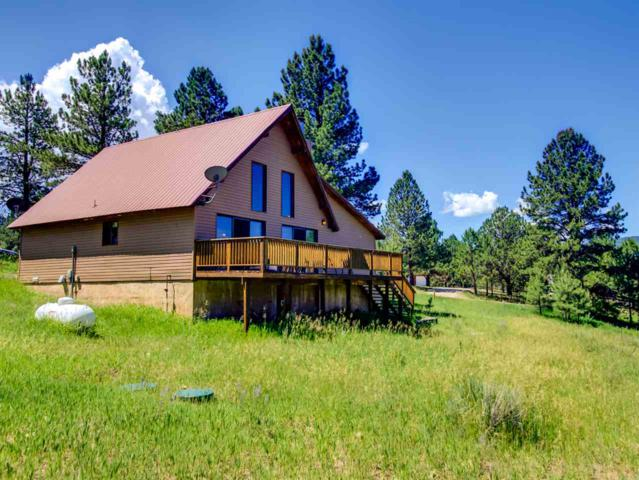 25 Crystal Mountain Rd, Angel Fire, NM 87710 (MLS #100350) :: The Power of Teamwork Group