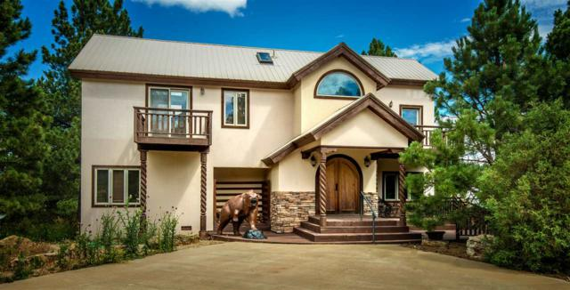 18 Crystal Mountain Rd, Angel Fire, NM 87710 (MLS #100354) :: The Power of Teamwork Group