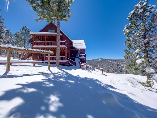 217 El Camino Real, Angel Fire, NM 87710 (MLS #100356) :: The Chisum Group