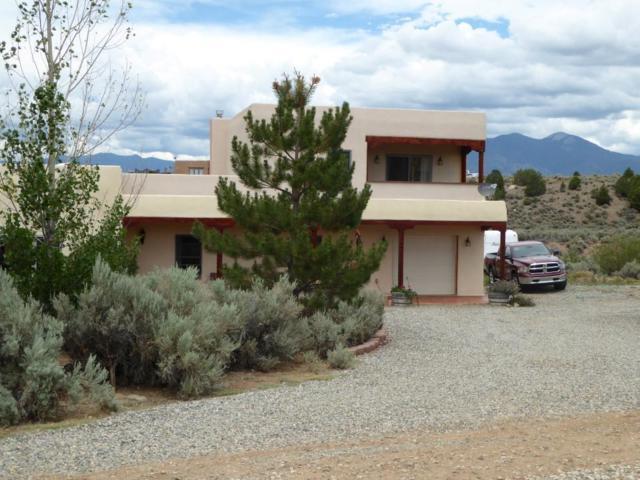 70 Camino De Los Arroyos, Ranchos de Taos, NM 87557 (MLS #100406) :: Page Sullivan Group   Coldwell Banker Lota Realty