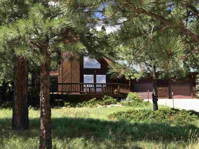 301 Via Del Rey, Angel Fire, NM 87710 (MLS #100410) :: Page Sullivan Group | Coldwell Banker Lota Realty