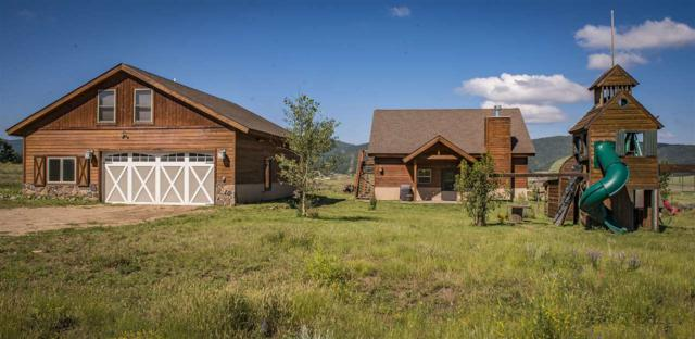 Lot 4 Halo Estates, Angel Fire, NM 87710 (MLS #100481) :: The Chisum Group