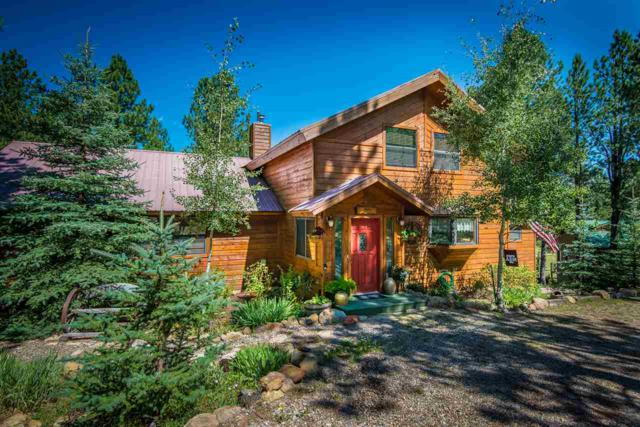 80 Spyglass Hill Rd., Angel Fire, NM 87710 (MLS #100533) :: Page Sullivan Group   Coldwell Banker Lota Realty