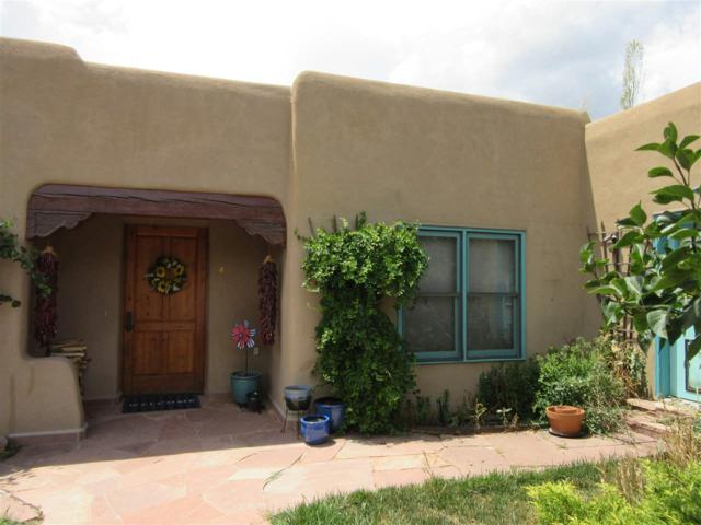 4 Cottonwood, Arroyo Seco, NM 87514 (MLS #100546) :: Page Sullivan Group | Coldwell Banker Lota Realty