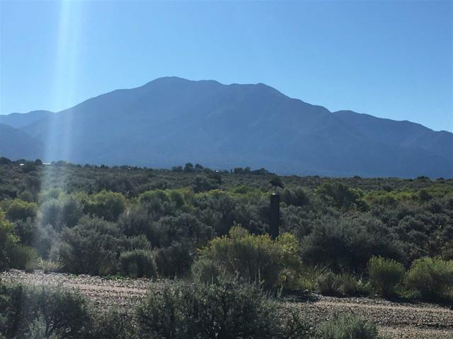Cavalry Camp Road, Taos, NM 87529 (MLS #100582) :: The Chisum Realty Group
