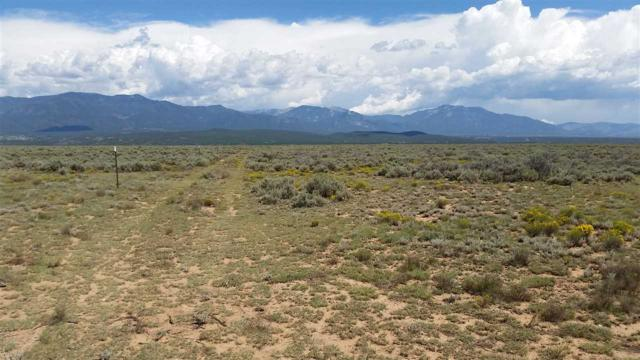 off County Rd B-122, Taos, NM 87571 (MLS #100588) :: The Chisum Group