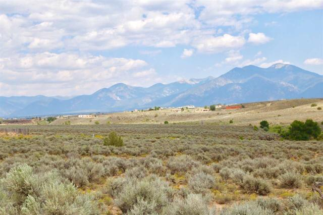 Lot 9 Arroyo Park Subdivision, El Prado, NM 87529 (MLS #100638) :: Angel Fire Real Estate & Land Co.