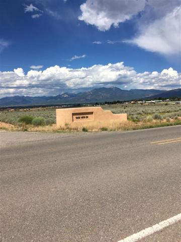 Lot 7 Mountain Vista Drive, Ranchos de Taos, NM 87557 (MLS #100642) :: Page Sullivan Group   Coldwell Banker Lota Realty
