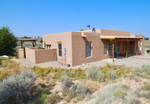 60 Camino De Los Arroyos, Ranchos de Taos, NM 87557 (MLS #100655) :: Page Sullivan Group   Coldwell Banker Lota Realty