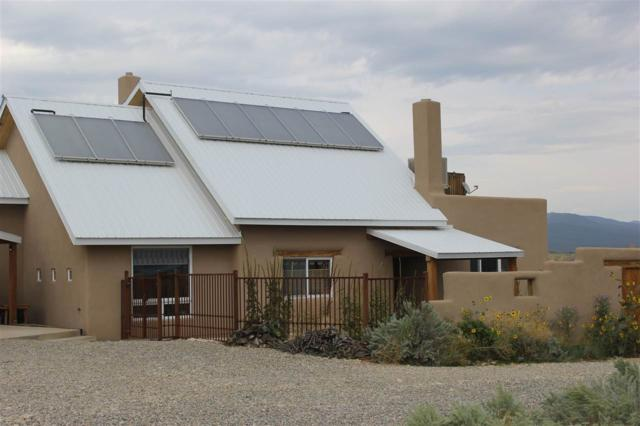 43 Luz Del Monte, Taos, NM 87571 (MLS #100656) :: Page Sullivan Group | Coldwell Banker Lota Realty