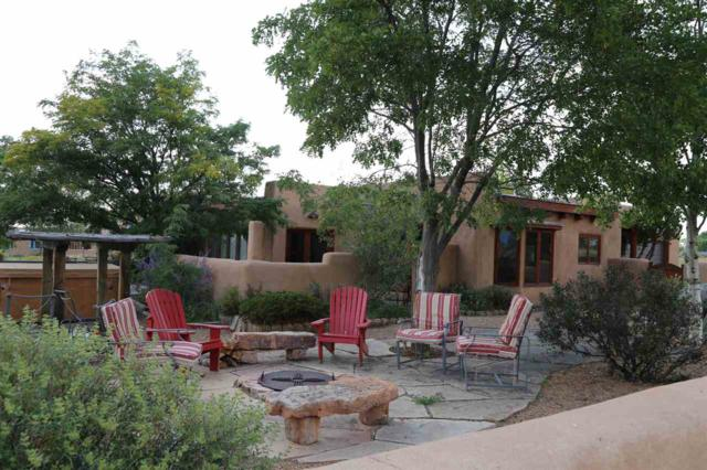 162 State Road 230, Arroyo Seco, NM 87514 (MLS #100657) :: Page Sullivan Group | Coldwell Banker Lota Realty