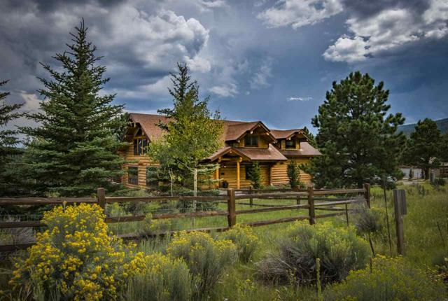 11 Hogan Circle, Angel Fire, NM 87710 (MLS #100660) :: Page Sullivan Group | Coldwell Banker Lota Realty