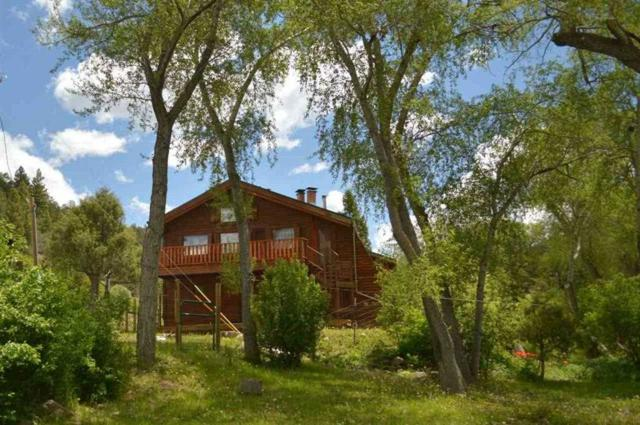 1 Sunset Dr, Taos, NM 87571 (MLS #100689) :: The Chisum Group