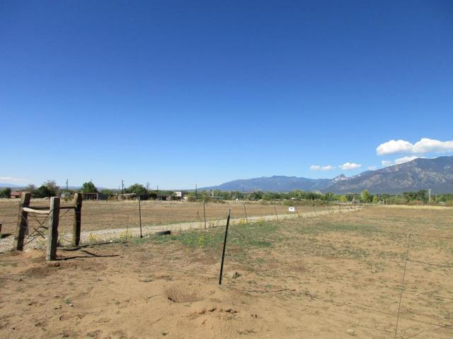 Tract 7 Camino Anglada, Taos, NM 87571 (MLS #100708) :: Page Sullivan Group   Coldwell Banker Lota Realty