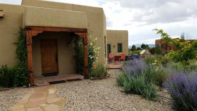 14 Avenida Encantada, Taos, NM 87571 (MLS #100710) :: The Chisum Realty Group