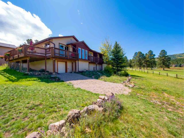 41 Clay Terrace, Angel Fire, NM 87710 (MLS #100769) :: The Chisum Group