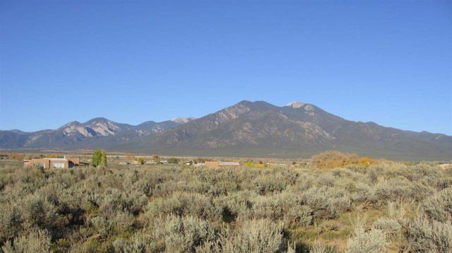 - Mesa Vista Rd., Taos, NM 87571 (MLS #100784) :: The Chisum Group