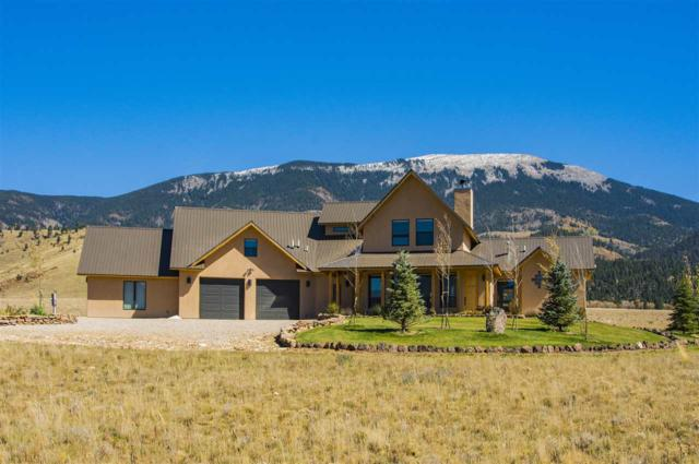 52 Valley View Drive, Eagle Nest, NM 87718 (MLS #100828) :: The Chisum Group