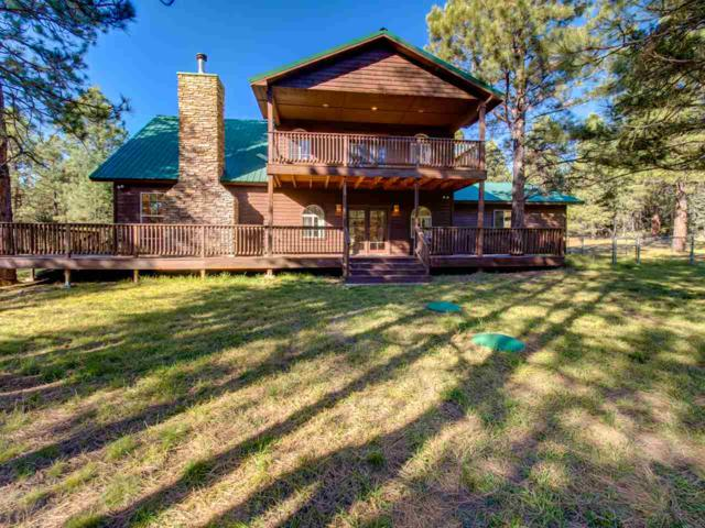 30 Corner Park Rd, Angel Fire, NM 87710 (MLS #100832) :: The Chisum Group