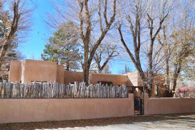 118 Sierra Vista Lane, Taos, NM 87571 (MLS #100876) :: Page Sullivan Group | Coldwell Banker Lota Realty