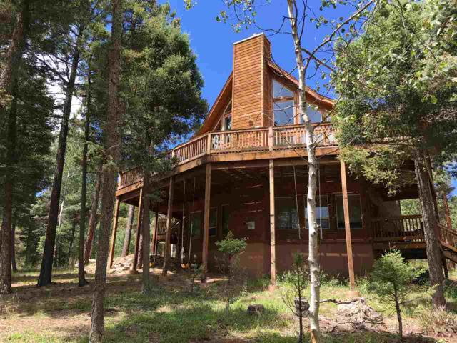 526 Via Del Rey, Angel Fire, NM 87710 (MLS #100881) :: Page Sullivan Group | Coldwell Banker Lota Realty