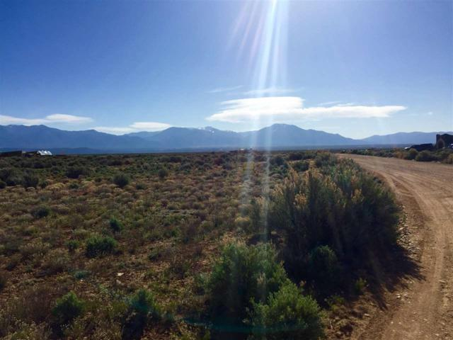 Lot 41 Earthship Way, Taos, NM 87529 (MLS #100951) :: Page Sullivan Group