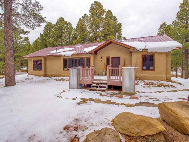 15 Calle Del Lago, Angel Fire, NM 87710 (MLS #100954) :: Page Sullivan Group | Coldwell Banker Lota Realty