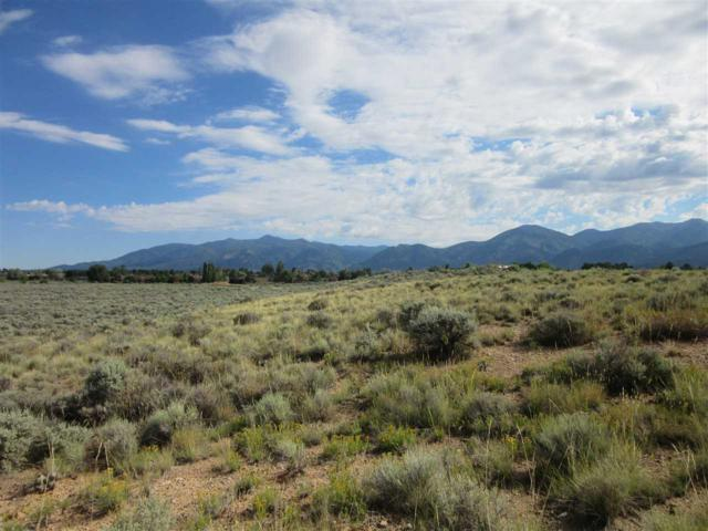 Lot 11  12 13 Comanche Road, Taos, NM 87571 (MLS #100967) :: The Chisum Realty Group