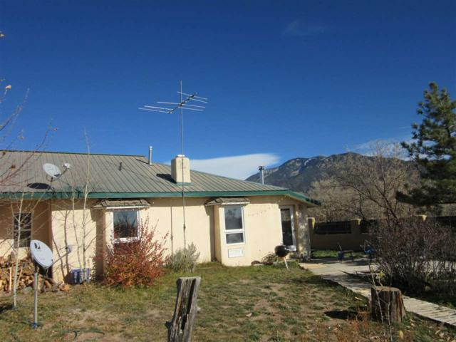 15 Baca Road, Taos, NM 87514 (MLS #100975) :: Page Sullivan Group | Coldwell Banker Lota Realty