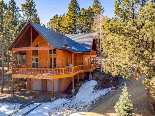 88 Back Basin Rd., Angel Fire, NM 87710 (MLS #101001) :: The Chisum Group