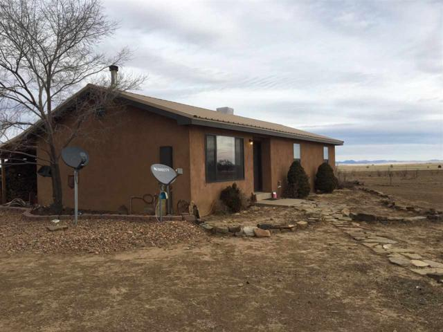 MM 13 Hwy 58, Springer, NM 87747 (MLS #101012) :: The Chisum Group