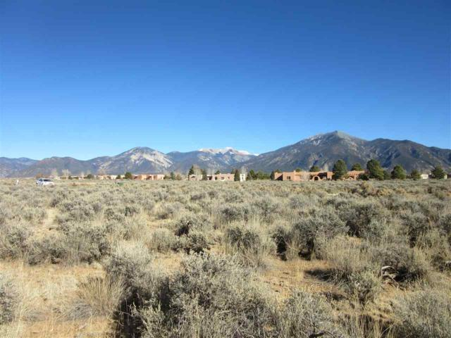 Lot 7 Upper Las Colonias Road, Taos, NM 87571 (MLS #101019) :: Angel Fire Real Estate & Land Co.
